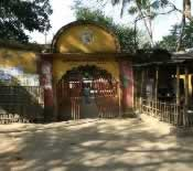 Original temple at Kartoyatat, West Bengal