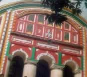 Original temple at Nalahati, West Bengal